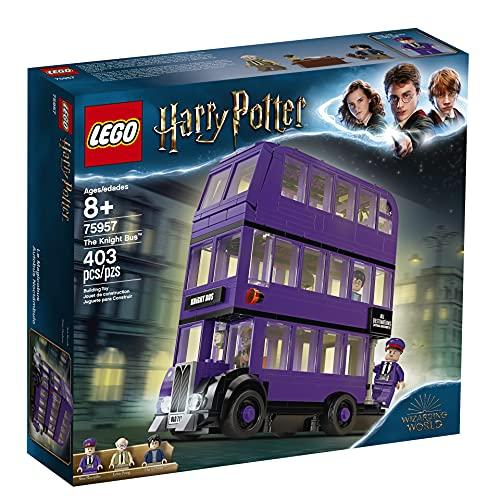 LEGO 75957 Harry Potter Der Fahrende Ritter Spielzeug,...