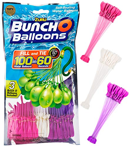 SHS-Yard ZURU Bunch O Balloons - 105 Stück / 100 in 60...