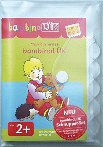 bambinoLÜK-Sets: bambinoLÜK-Set: Einführende Übungen für Kinder ab 2 Jahren: Mein allererstes...