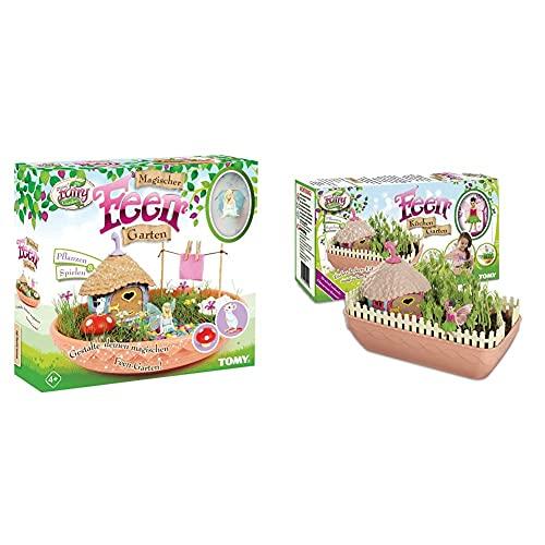 My Fairy Garden Spielzeugset, Magischer Feen Garten, Garten für...