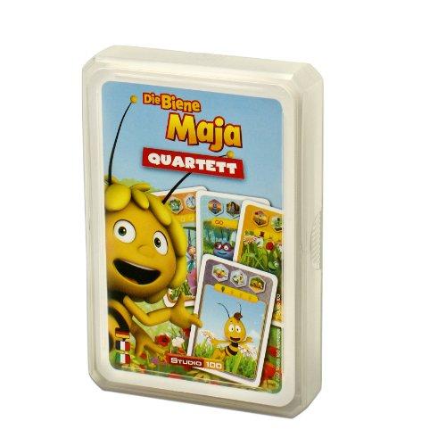 Studio 100 MEMADE000270 - Die Biene Maja - Quartett Kartenspiel