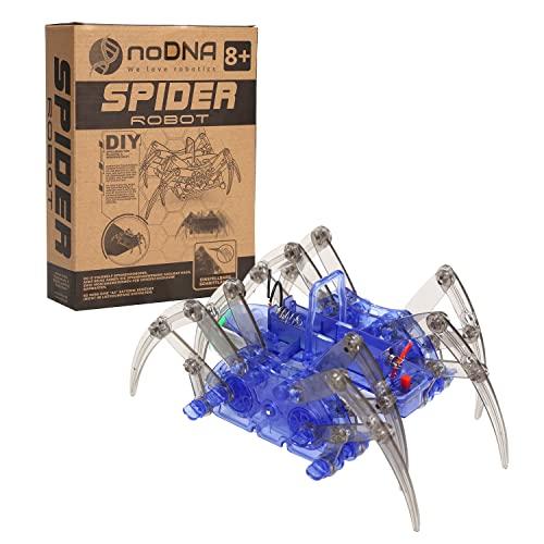 noDNA We love robotics Spinnen-Roboter Spider Robot zum Selbst Bauen...