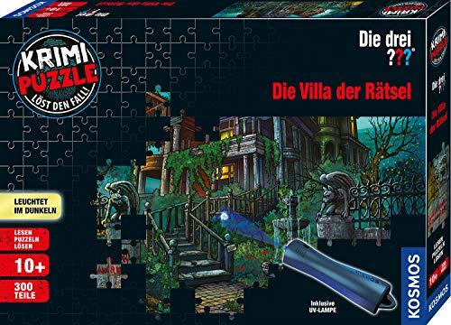 KOSMOS 697976 - Krimi Puzzle: Die drei ??? - Die Villa...