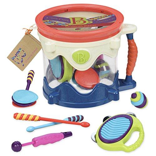 B. toys by Battat –Kindertrommel – Spielzeug Trommel Kinder mit...