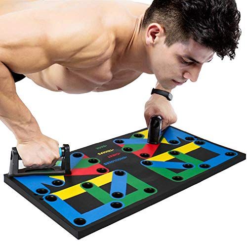 28-in-1-Multifunktions-Push-up-Board, einfaches und tragbares...