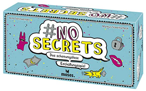 Moses 90311 no Secrets | Das schonungslose Enthüllungsspiel |...