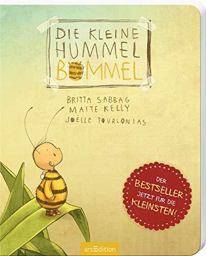 Die kleine Hummel Bommel (Pappbilderbuch): Bestseller-Kinderbuch zum...