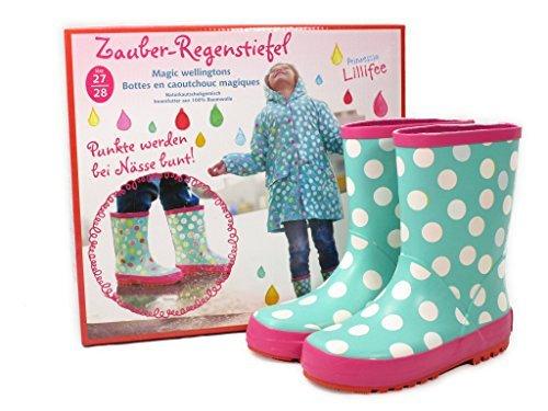 Princess Lillifee SPKNG12263 Magic Rain Boots by Princess Lillifee