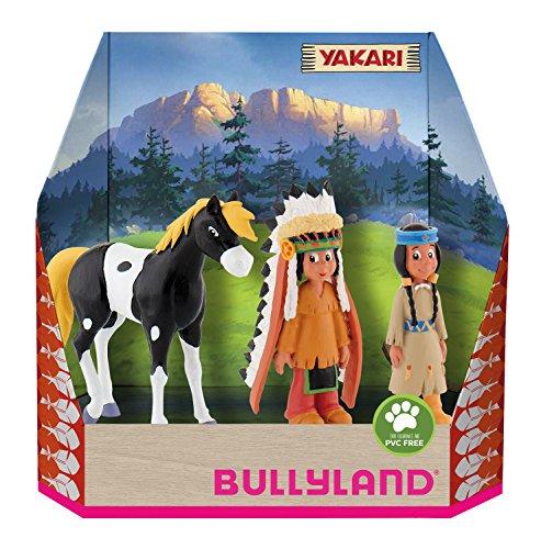 Yakari & Freunde Figurenset für Kinder