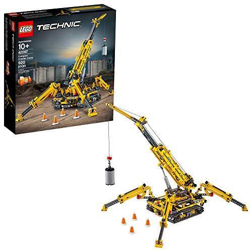 Technic Lego 42097 - Kompakter Krabbelkran - New 2019 - 920 Teile