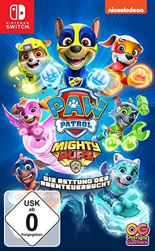 Paw Patrol: Mighty Pups – Die Rettung der Abenteuer-Bucht