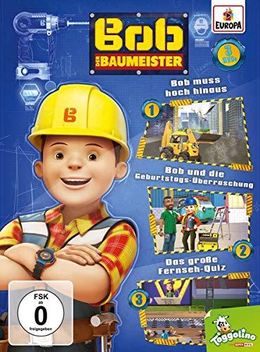 Bob, der Baumeister - Box 01 (Folgen 1, 2, 3) [3 DVDs]