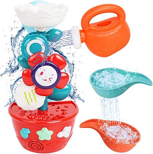 MOZOOSON Wasser Spielzeug für Baby Kinder ab 1 Jahr Badespielzeug als...