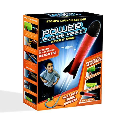 Teaisiy Outdoor Spielzeug ab 4-10 Jahre, Rakete Spielzeug Weihnachts Geschenke für Kinder ab 3-12 Jahre...
