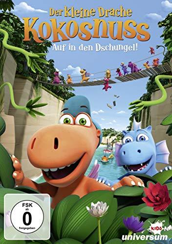 Der kleine Drache Kokosnuss - Auf in den Dschungel!