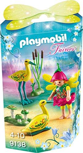 PLAYMOBIL Fairies 9138 Feenfreunde Störche, Ab 4 Jahren