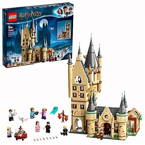 LEGO 75969 Harry Potter Astronomieturm auf Schloss Hogwarts, Spielzeug...