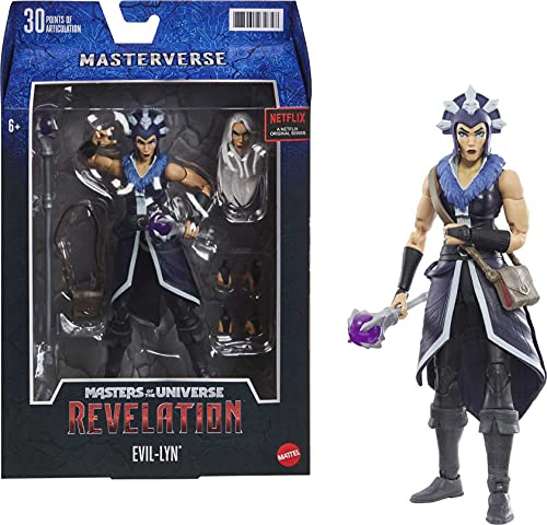 Masters of the Universe GYV12 Masterverse Collection Evil-Lyn...
