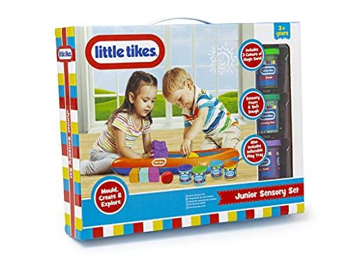 Little Tikes Junior Sensorik-Aktivitätspaket Bastelset