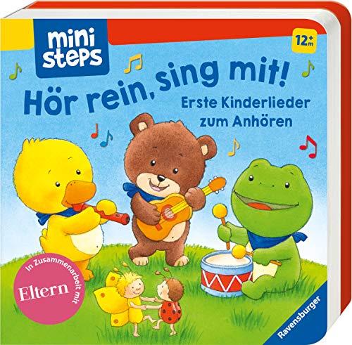 ministeps: Hör rein, sing mit! Erste Kinderlieder zum Anhören.: Ab...