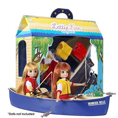 Lottie Spieleset für Puppe LT092 Kanu Set - Puppen...