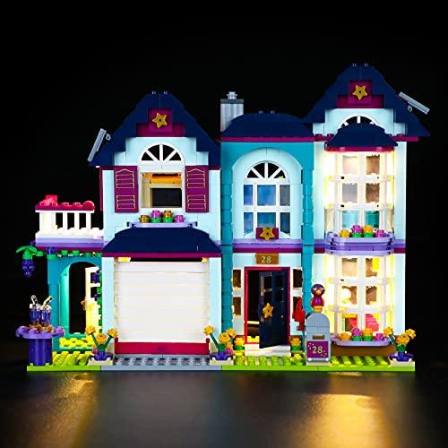 LIGHTAILING Licht-Set Kompatibel Mit Lego 41449 Friends Andreas Haus...