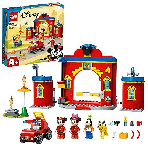 LEGO 10776 Mickey and Friends Mickys Feuerwehrstation und...