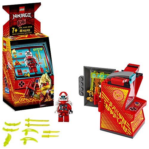 LEGO Ninjago 71714 - Kai Avatar - Arcade Pod rot - Neu 2020 (49 Teile)