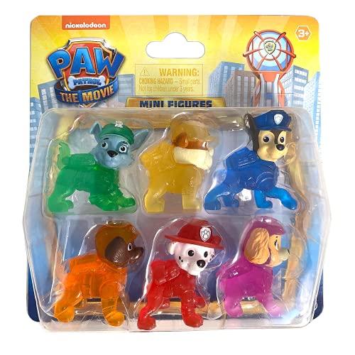 Biyinzika Organics Paw Patrol Minifiguren