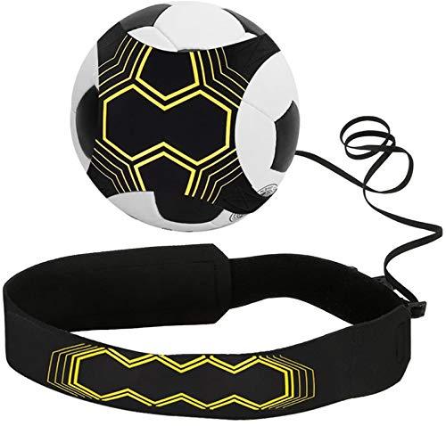 Fußball Kick Trainer, Infreecs Solo Fußball Trainer Soccer Trainer Fußball Training Adjustable Waist Belt...