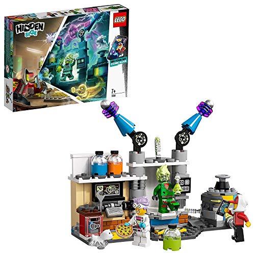 LEGO Hidden Side 70418 J.B.'s Geisterlabor, Spielzeug für Kinder...