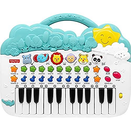 Fisher-Price 22278 Animal Piano, Multi
