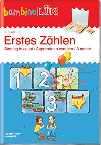 bambinoLÜK-Übungshefte: bambinoLÜK: 3/4/5 Jahre: Erstes Zählen: Vorschule / 3/4/5 Jahre: Erstes Zählen...