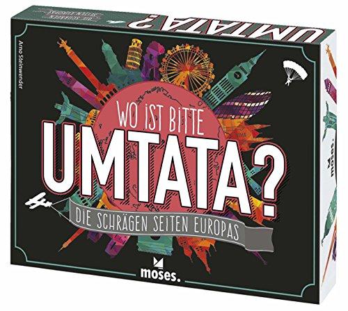 Moses MOS90226 - Wo ist Bitte Umtata? | Das Spiel über die schrägen...