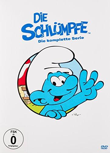 Die Schlümpfe - Die komplette Serie (43 Discs)...