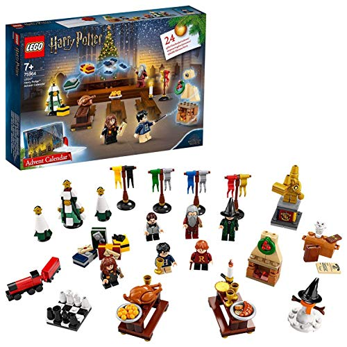 LEGO 75964 Harry Potter Adventskalender, Bauset,...