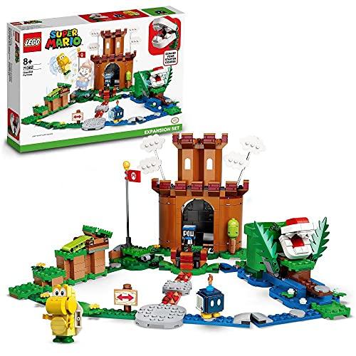 LEGO71362SuperMarioBewachteFestung–Erweiterungsset,...