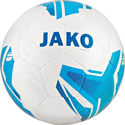 JAKO Striker 2.0 Ms Lightball weiß/hellblau 4