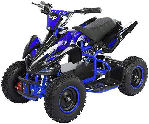 Actionbikes Motors Kinder Elektro Miniquad ATV Racer 1000 Watt 36 Volt...