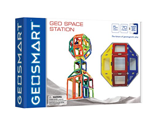 GeoSmart Geosmart–Geo 401– Radarstation Geo Space Station–70 Verschiedene Teile, mit...