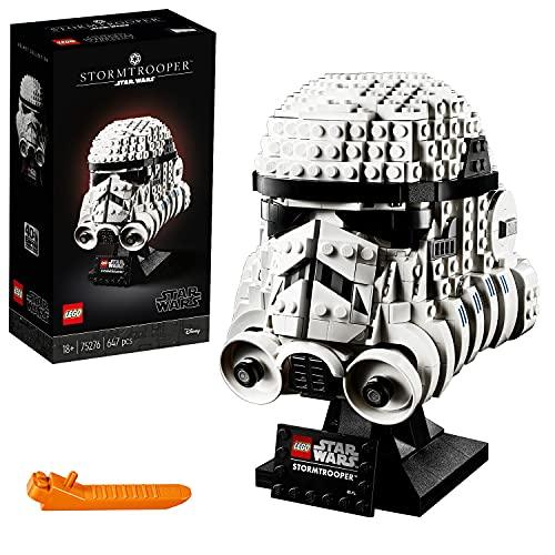 Lego 75276 Star Wars Stormtrooper Helm, Bauset, Sammlerobjekt für...