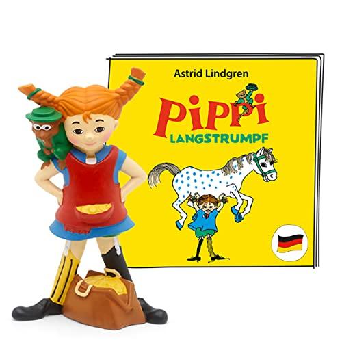 tonies Hörfiguren für Toniebox, Pippi Langstrumpf, Hörspiel für...