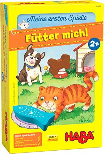 HABA 305473 - Meine ersten Spiele – Fütter mich! Zuordnungsspiel ab...