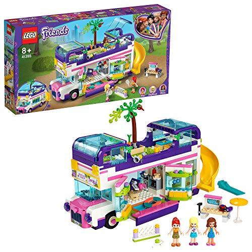 LEGO Friends 41395 Freundschaftsbus mit Bordpool und Rutsche