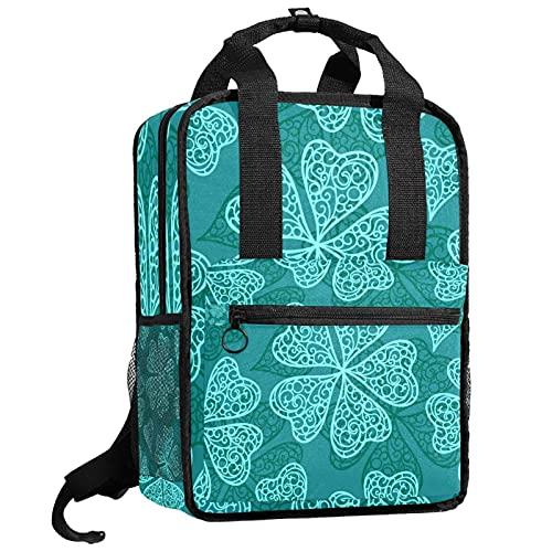 KAMEARI Rucksack College Bookbags Schultertasche Bookbags abstraktes...