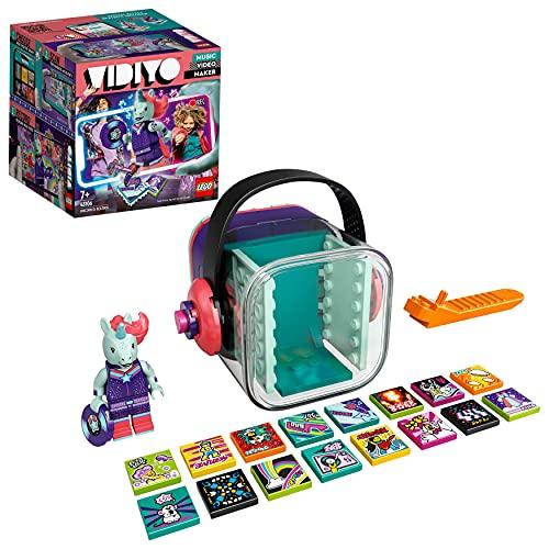 LEGO 43106 VIDIYO Unicorn DJ Beatbox Music Video Maker Musik Spielzeug...