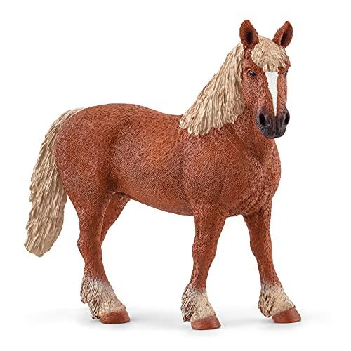 Schleich 13941 Spielfigur -Belgische Zuchtstute Horse Club