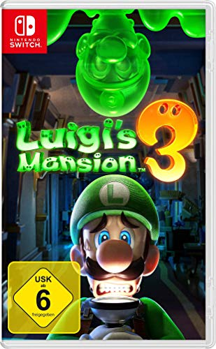 Nintendo Luigi's Mansion 3 - [Nintendo Switch]