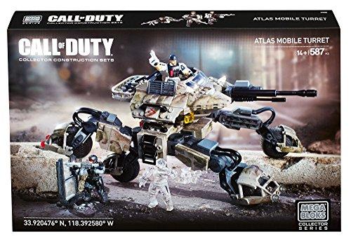 Mattel Mega Bloks CNG85 - Call Of Duty - X4 Walker Bau und...