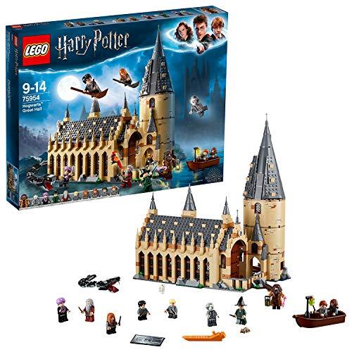 LEGO 75954 Harry Potter Die große Halle von Hogwarts,...